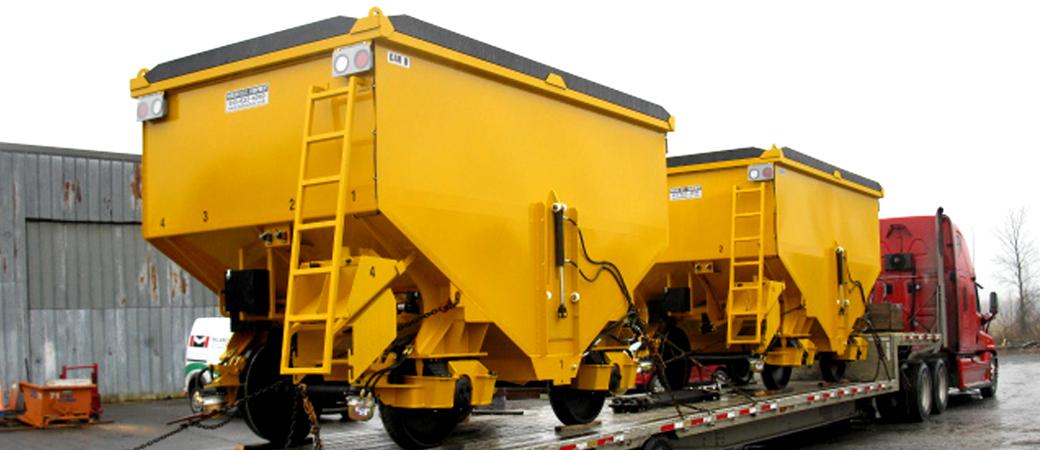 Hudson Roi Ballast Car Ballast Wagon